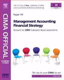 CIMA Official Learning System Management Accounting Financial Strategy, Ogilvie, John, 0750687150