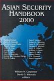 Asian Security Handbook 2000 9780765607157