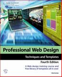 Professional Web Design Techn, Eccher, Clint, 1435457153