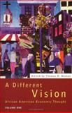 A Different Vision : Africa American Economic Thought, , 0415127157