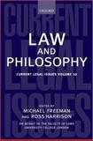 Law and Philosophy, Michael Freeman, Ross Harrison, 0199237158