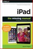 IPad: the Missing Manual, Pogue, David, 1491947152