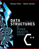 Data Structures and Other Objects Using C++, Main, Michael and Savitch, Walter, 032119716X