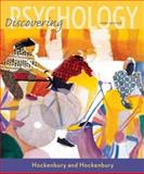Discovering Psychology and Study Guide, Hockenbury, Don H. and Hockenbury, Sandra E., 0716757168