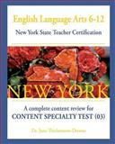 English Language Arts 6-12 New York State Teacher Certification, Jane Thielemann-Downs, 1481937162