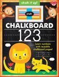 Chalkboard 123, Walter Foster Creative Team, 160058716X