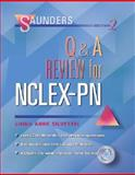 Saunders Questions and Answers for NCLEX-PN Examination, Silvestri, Linda Anne, 072169716X