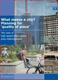 What makes a city? planning for 'quality of Place', Trip, J. J., 1586037161