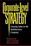 Corporate-Level Strategy 1st Edition