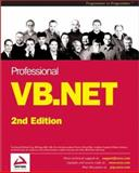Visual Basic.NET, Barwell, Fred, 1861007167