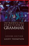 Introducing Functional Grammar 9780340807163