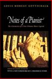 Notes of a Pianist, Gottschalk, Louis Moreau, 0691127166