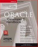Oracle J Developer 3 Handbook, Dorsey, Paul, 0072127163