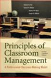Principles of Classroom Management : A Professional Decision-Making Model, Levin, James and Elliott, Anne E., 0205537162