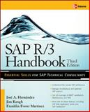 SAP R/3 Handbook, Martinez, Franklin and Hernandez, Jose Antonio, 0072257164