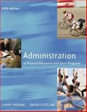 Administration of Physical Education and Sport Programs, Horine, Larry and Stotlar, David, 0072557168