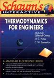 Thermodynamics for Engineers, MathSoft, Inc. Staff and Potter, 0078427169