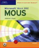 Certification Circle : Microsoft Office Specialist Word 2002-Expert, Pinard, Katherine, 0619057165