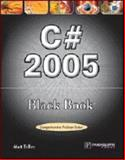 Visual C# 2005 Programming Black Book, Telles, Matthew, 1933097167