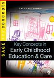 Key Concepts in Early Childhood Education and Care, Nutbrown, Cathy, 1412907179