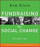 Fundraising for Social Change, Klein, Kim, 0470887176