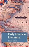 The Cambridge Introduction to Early American Literature, Elliott, Emory, 052181717X