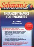 Schaum's Outline Thermodynamics for Engineers, Potter, Merle C., 0078427177