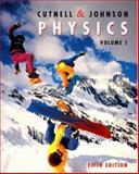 Physics, Cutnell, John D. and Johnson, Kenneth W., 0471387177