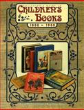 Collectors Guide to Childrens Books, 1850-1950, Diane M. Jones and Rosemary Jones, 0891457178