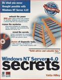 Windows NT Server 4.0 Secrets, Hilley, Valda, 1568847173