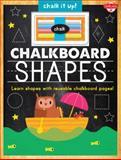 Chalkboard Shapes, Walter Foster Custom Creative Team, 1600587178