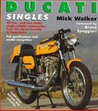 Ducati Singles, Walker, Mick, 1855327171