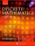 Discrete Mathematics, Biggs, Norman L., 0198507178