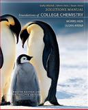 Foundations of College Chemistry, Hein, Morris and Mitchell, Kathy, 0470067179