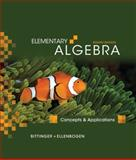 Elementary Algebra : Concepts and Applications, Bittinger, Marvin L. and Ellenbogen, David J., 0321557174