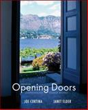 Opening Doors, Cortina, Joe and Elder, Janet, 0073407186