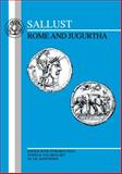 Sallust : Rome and Jugurtha, Hawthorne, J. R., 1853997188