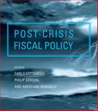Post-Crisis Fiscal Policy, , 0262027186