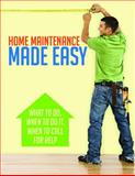 Home Maintenance Made Easy, National Association of Home Builders, 0867187182