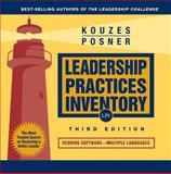Leadership Practices Inventory : Scoring Software-Multiple Languages, Kouzes, James M. and Posner, Barry Z., 0470227184