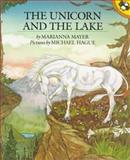The Unicorn and the Lake, Marianna Mayer, 0140547185