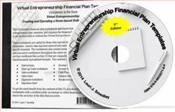 Virtual Entrepreneurship Financial Plan Templates : Financial Plan Templates, , 0983207186
