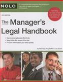 The Manager's Legal Handbook, Lisa Guerin and Amy DelPo, 1413307183