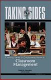 Taking Sides : Clashing Views on Controversial Issues in Classroom Management, Harrington, Robert G. and Holub, Leticia, 0073527181