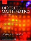 Discrete Mathematics, Biggs, Norman L., 0198507186