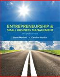 Entrepreneurship and Small Business Management, Mariotti, Steve and Glackin, Caroline, 0133767183
