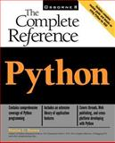 Python : The Complete Reference, Brown, Martin C., 007212718X