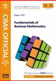 CIMA Official Exam Practice Kit Fundamentals of Business Maths, Avis, Jo, 0750687185
