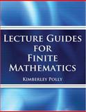 Lecture Guides for Finite Mathematics, Polly, Kimberley, 0757547184