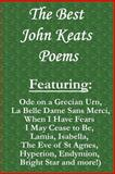 The Best John Keats Poems, John Keats, 1482367181